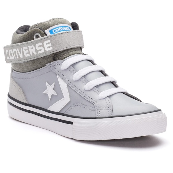 Kid's Converse Pro Blaze Strap High Top Sneakers NWT